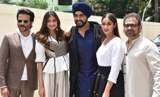 'Mubarakan' Trailer had 'Band Baaja' Launch
