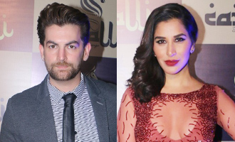 Neil Nitin Mukesh & Sophie Chaudhary at Launch of Cavali - The Lounge