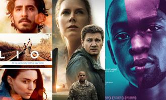 oscar movies 2017