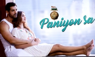 "John Abraham And Aisha Sharma's ""Paniyon Sa"" Will Make You Fall In Love All Over Again!"