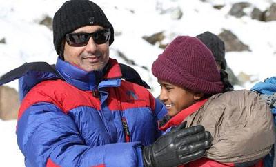 'Poorna' taught Aditi Inamdar rock climbing