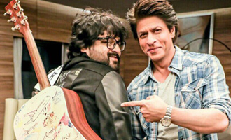 Pritam auctions guitar gifted by SRK