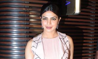 Priyanka Chopra: Hollywood or Bollywood it's male dominated everywhere