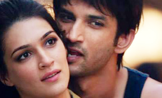 Sushant and Kriti pay humble tribute to DDLJ via 'Raabta'
