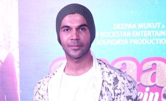 Rajkummar Rao promotes 'Shaadi Mein Zaroor Aana' with fractured leg