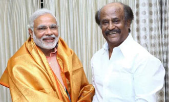 Rajinikanth extends support to PM Modi's 'Swachhata Hi Seva'