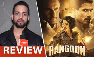 Watch 'Rangoon' Review by Salil Acharya