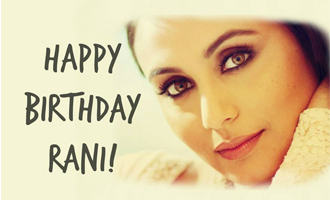 Happy Birthday, Rani!