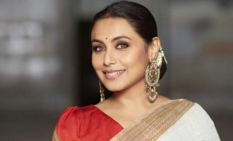 Rani Mukerji To Get A Rare Honour In Melbourne!