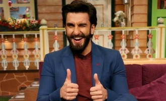 "Ranveer Singh's ""Happy Dance"" With Sadhguru Is Not To Be Missed!"