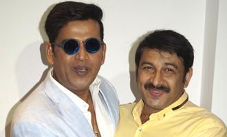 'Lucknow Central' gets Manoj Tiwari & Ravi Kishan together!