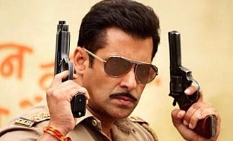 Salman's fans excited as Dabangg 3 appears to be happening!