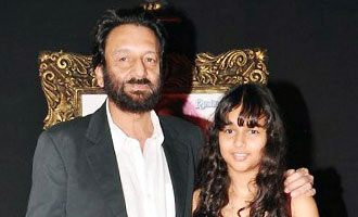 Shekhar Kapur turns model for daughter