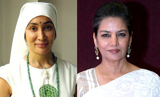 Shabana inspires Sofia to do TV shows