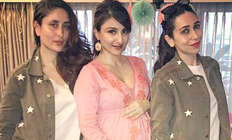 Soha terms Kareena, Karisma queens of fashion police