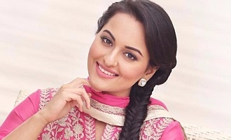 Not so comfortable while starring in intimate sequences, says Sonakshi