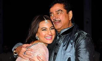 Sonakshi Sinha praised by daddy Shatrughan Sinha