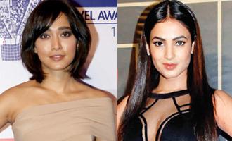 Sonal Chauhan, Sayani Gupta exchange compliments