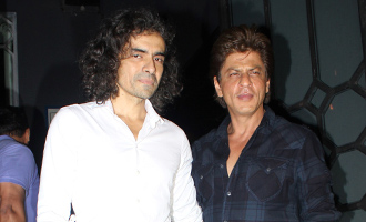 Shah Rukh Khan & Imtiaz Ali Spotted at Korner House
