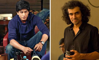 SRK & Imtiaz Ali's late night discussion about 'The Ring'