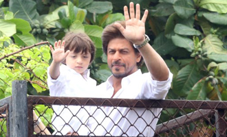 Shah Rukh Khan's ONE Rule for his kids