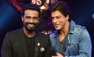 When SRK hugged Remo D'Souza