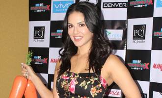Sunny Leone at Splitsvilla Season 10 Media Interview