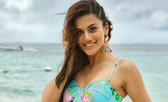 Suddenly, flaunting bikini is against Indian culture, wonders Taapsee Pannu