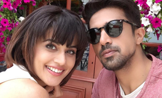 'Makhna' makes Taapsee and Saqib Saleem into fitness buddies