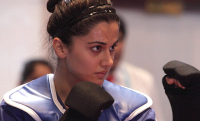 Taapsee Pannu is eager to teach Kudo to women