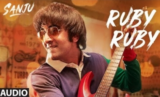 AR Rahman's 'Ruby Ruby' from 'Sanju' Is A Must-Listen