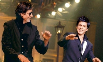 Big B and King Khan Teams up Again For This Film