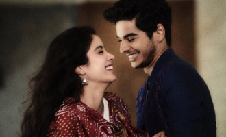 Watch Janhvi Kapoor And Ishaan Khatter's Sweetest BTS Video From 'Dhadak'