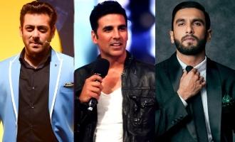 Salman Khan - Akshay Kumar Sued Among Other B-Town Stars