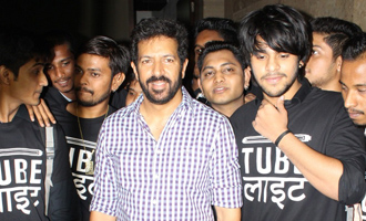 Kabir Khan Hosted Special Screening of 'Tubelight' Teaser for Fans