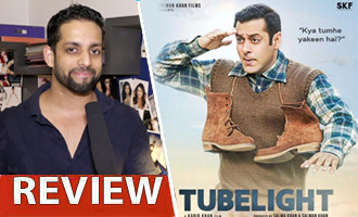 Watch 'Tubelight' Review by Salil Acharya