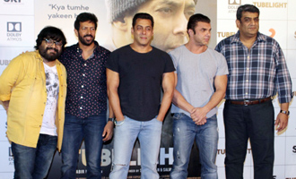 'Tubelight' Trailer launched by Salman Khan with FANFARE