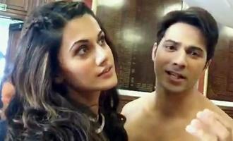 SNEAK-PEEK: Taapsee & Varun go 'Tan Tana Tan'