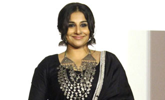 WHY Vidya Balan doesn't want to take political stands