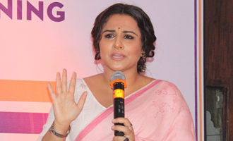 Vidya Balan: Bored with discussion on nepotism