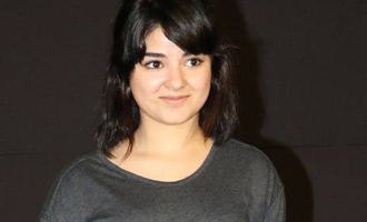 Don't know if I'll become full-time actress in future: Zaira Wasim