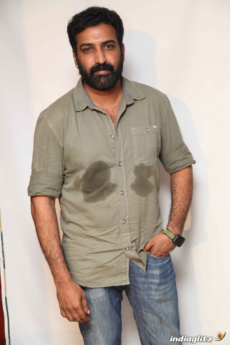 Anveshi Press Meet Telugu Actor Taraka Ratna Ramarao Nandamuri