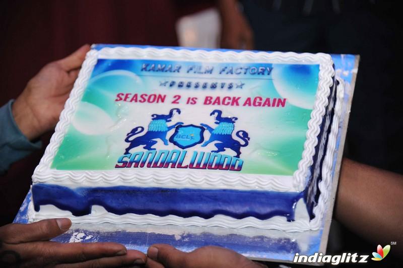 BCL Cricket League Press Meet