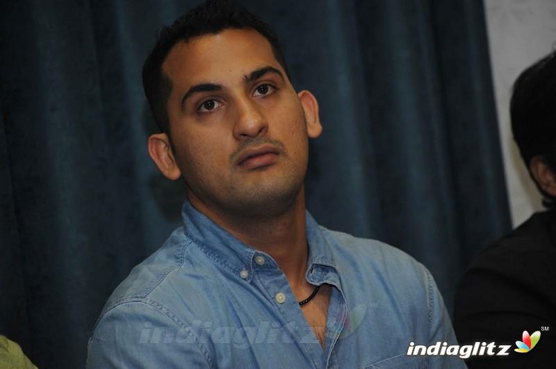 Humble Politician Nograj Film Press Meet
