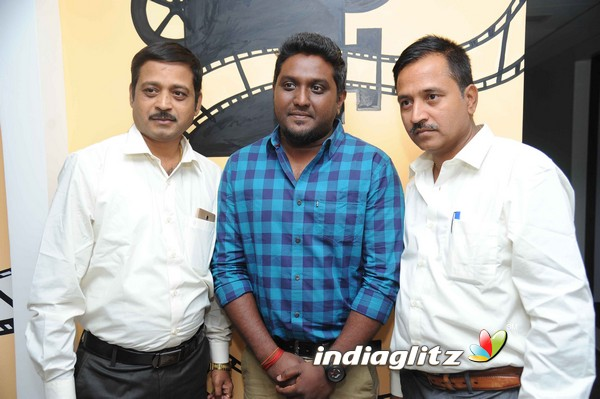 'Ira' Film Press Meet