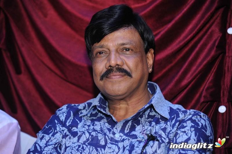 Poorna Sathya Film Press Meet