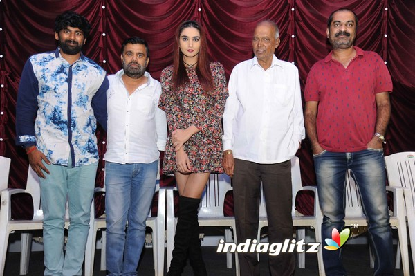 Ranachandi Movie Press Meet