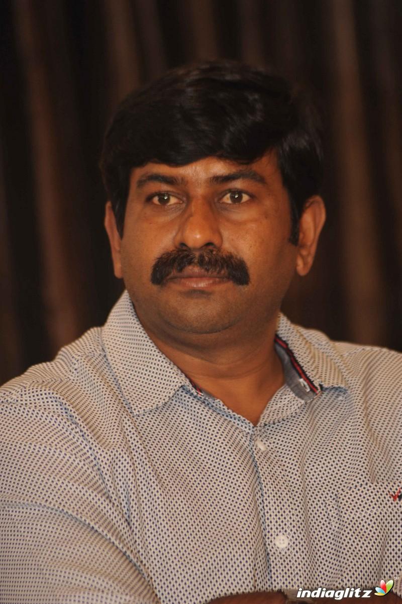 'Raju Kannada Medium' Film Press Meet