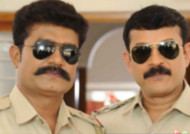 'Aagaatha' shoot in Mysuru, two cops struggle