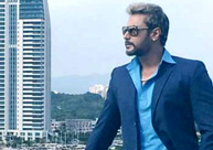 Darshan 'Chakravarthi' for christmas